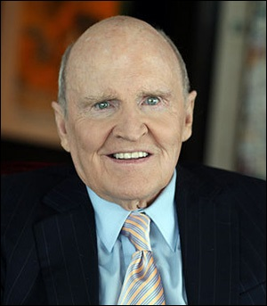 Jack Welch, Former CEO of General Electric Co.
