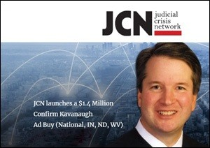 Image result for Judicial Crisis Network