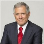 Leslie Moonves, Chairman and CEO of CBS Corp.
