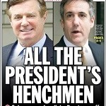 New York Daily News Front Page, August 22, 2018-iii