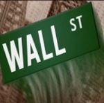 wall street sign, thumbnail