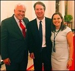 Matt Schlapp, Brett Kavanaugh, Mercedes Schlapp-Revised Thumbnail