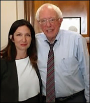 Wall Street Veteran and Author, Nomi Prins, Joins With Senator Bernie Sanders to Launch a Bill to Break Up the Mega Wall Street Banks