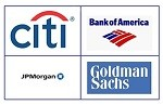 Wall Street Bank Logos