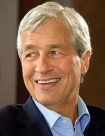 Jamie Dimon, Chairman and CEO, JPMorgan Chase