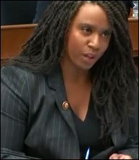Congresswoman Ayanna Pressley of Massachusetts Grills Jamie Dimon on His Bank's Treatment of Minorities and the Poor