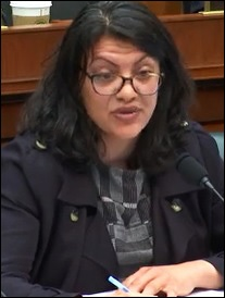Congresswoman Rashida Tlaib Names JPMorgan Chase as the Number One Funder and Underwriter of Fossil Fuel Companies in the World