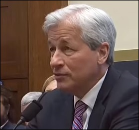 Jamie Dimon, Chairman and CEO of JPMorgan Chase, Testifies at House Hearing on April 10, 2019