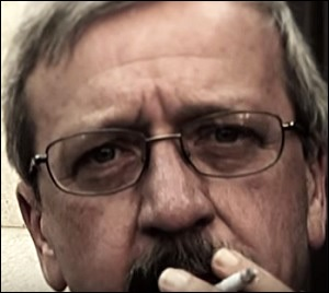Mark Block, Chief of Staff to Herman Cain During His Presidential Bid, Smokes a Cigarette in Advertisement for Cain's Campaign