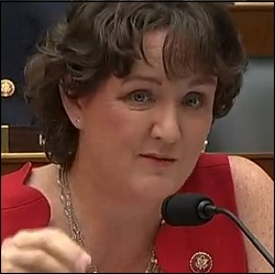 Congresswoman Katie Porter Questions U.S. Treasury Secretary Steve Mnuchin on Deregulating Deutsche Bank