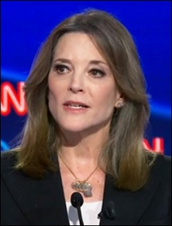 Marianne Williamson, Democratic Debate, Tuesday, July 30, 2019