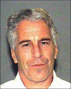 Jeffrey Epstein (Source: Palm Beach County Sheriff's Department)