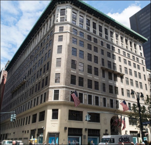 Purchase of Lord & Taylor Flagship Store in Manhattan Was Financed With a $600 Million Loan from JPMorgan Chase and $50 Million from WeWork