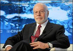 Billionaire Paul Singer, Founder of Elliott Management Hedge Fund