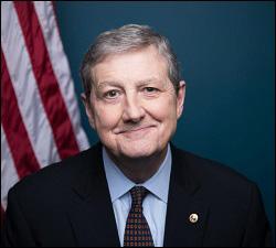 Senator John Kennedy (R-Louisiana)