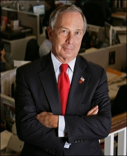 Billionaire Owner of Bloomberg News, Michael Bloomberg