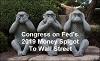 Congress on Fed's 2019 Money Spigot to Wall Street