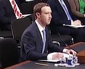 Facebook CEO Mark Zuckerberg Testifies Before Congress on April 10, 2018 on His Company's Failings