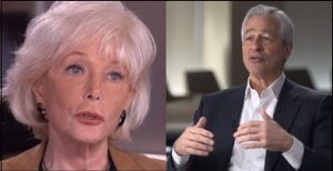 Lesley Stahl of the CBS Investigative News Program, 60 Minutes, Interviews Jamie Dimon on Sunday, November 10, 2019