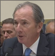 James Gorman, Chairman and CEO Morgan Stanley, Testifying Before the House Financial Services Committee in April 2019