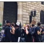 Occupy Wall Street Protesters Outside the New York Fed (Thumbnail)