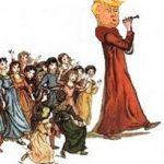 Donald Trump -- Pied Piper to Wall Street (Thumbnail)
