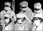 Boston Red Cross Volunteers During 1918 Spanish Flu Pandemic