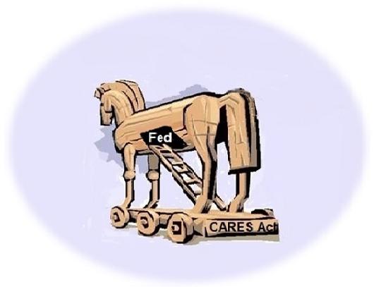Fed's Trojan Horse