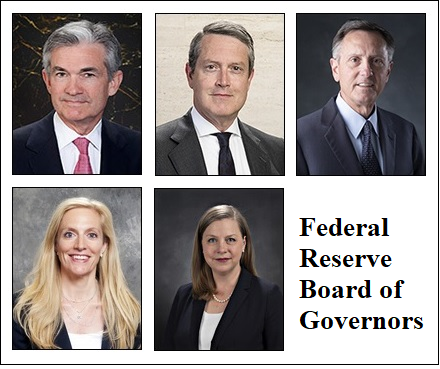 Fed Board of Governors