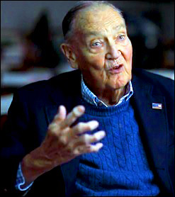 John Bogle Founder of the Vanguard Group