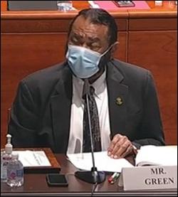 Congressman Al Green of Texas
