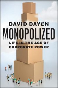 MONOPOLIZED Book Cover