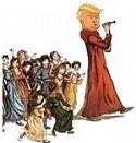 Trump, Pied Piper