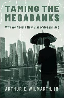 Taming the Megabanks, Book Jacket