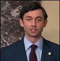 Senator Jon Ossoff, Democrat of Georgia