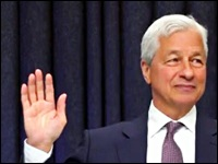 Jamie Dimon Being Sworn In at House Financial Services Committee Hearing, May 27, 2021