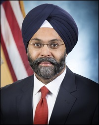 Gurbir S. Grewal, New Jersey's Attorney General, to Become Director of Enforcement at SEC
