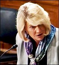 Senator Cynthia Lummis (R-WY)