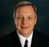 Senator Dick Durbin, Chair of the Senate Judiciary Committee that Held the Confirmation Hearing for Kenneth Polite