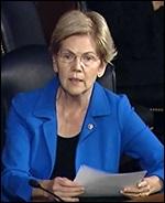 Senator Elizabeth Warren Grilling Fed Chairman Jerome Powell at September 28, 2021 Senate Banking Hearing